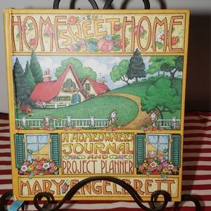 Home Sweet Home Project Planner and Journal